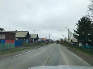 Mit dem Pick-Up durch Russland