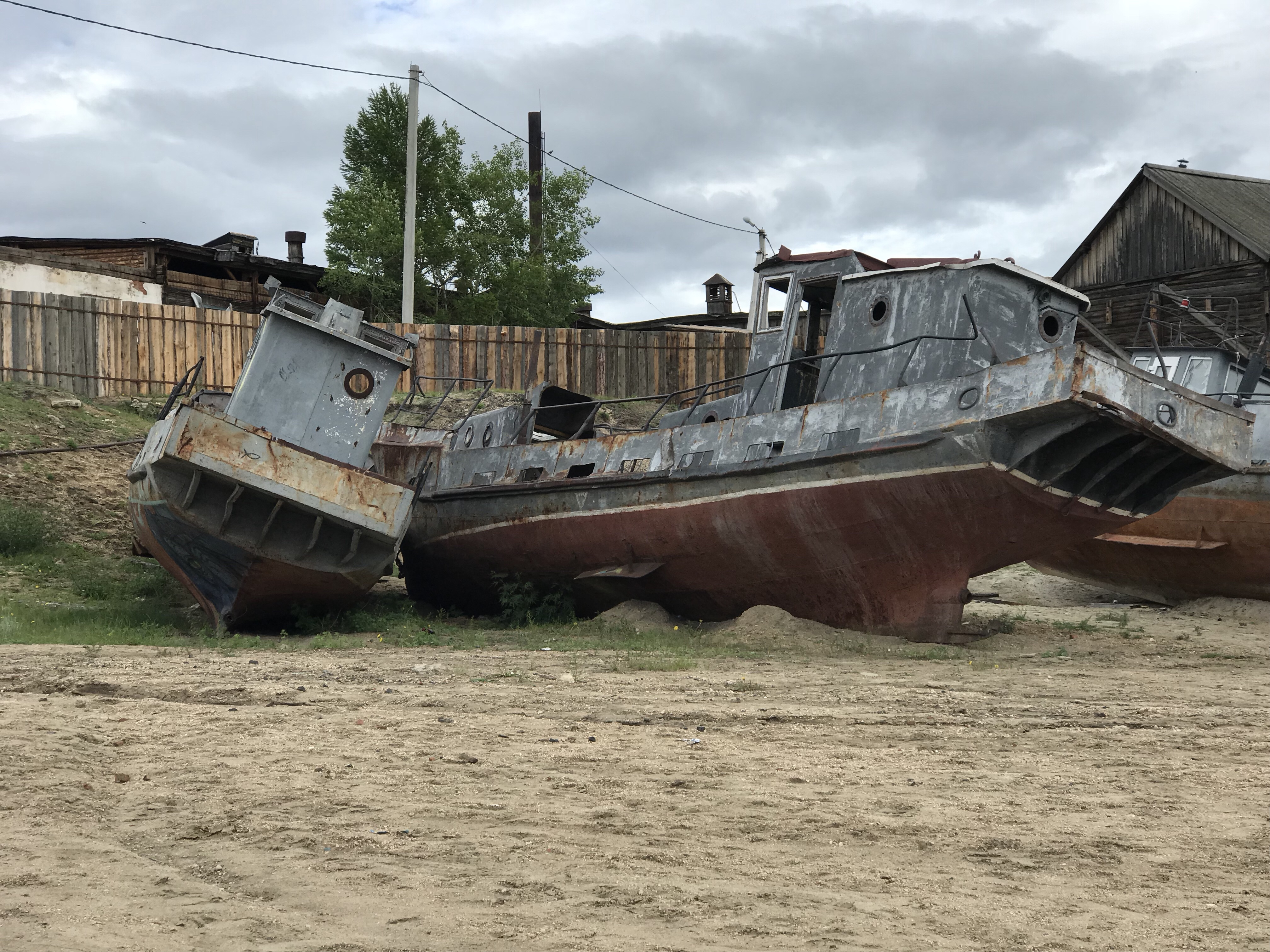 Reisetagebuch unserer Offroad-Reise mit dem Pickup Truck auf dem Sibirischen Trakt in den Fernen Osten Russlands
